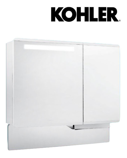 KOHLER-Family Care™ (100cm)鏡櫃示意圖